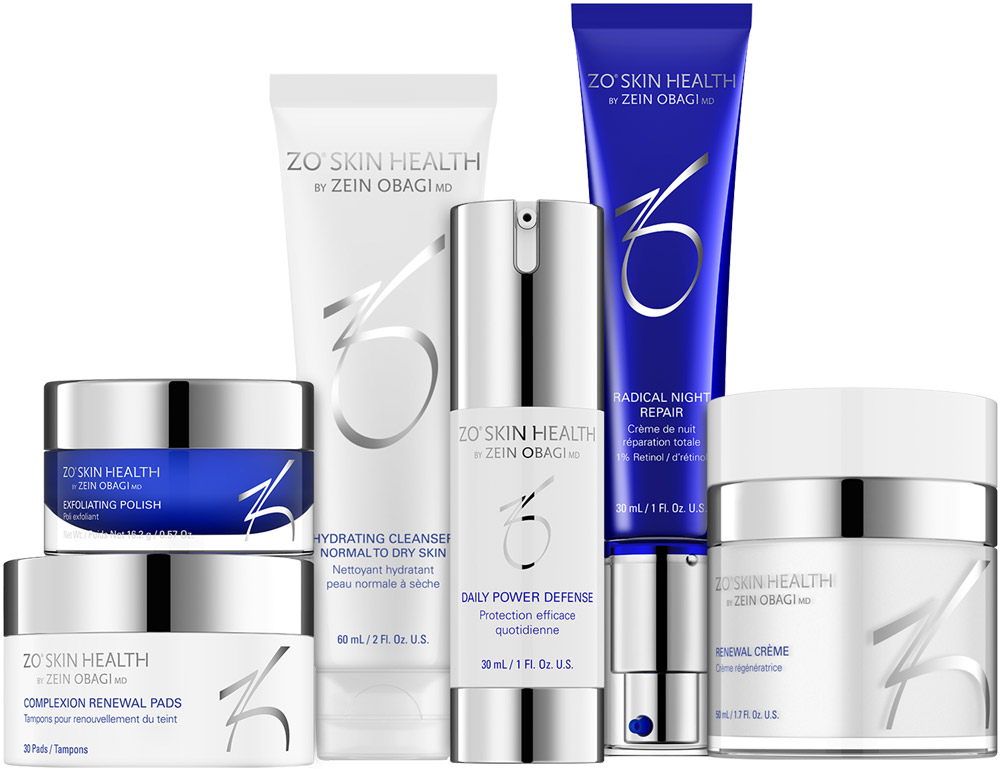 Zo Skin hudvård