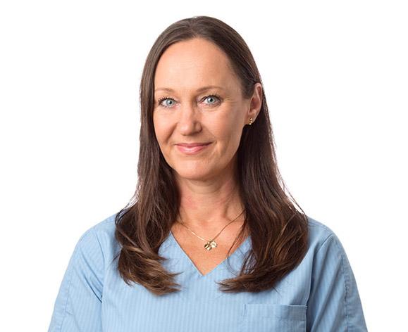 Gunilla Vikström är Undersköterska på conturkliniken