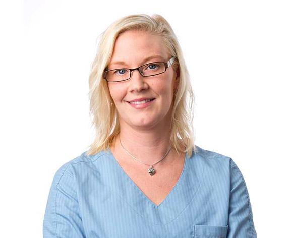 Jennie Nordemo är Undersköterska på Conturkliniken