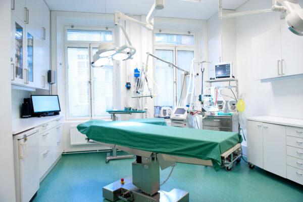 operationssal hos conturkliniken