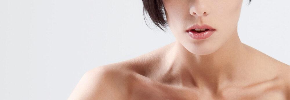 läppförstoring hos kvinna med naturligt resultat