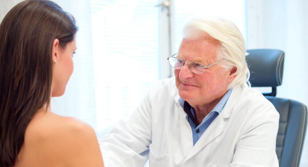 Dr. Leif Perbeck - Docent, kirurg