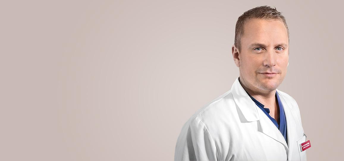 Kärlkirurg Dr. Carl Henrik Schelp